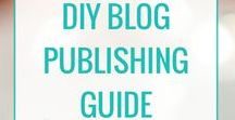 Blog Content Tips / Content strategy and tips for bloggers, to help come up with ideas and write blog content