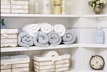 Organize It! / Being organized will save you so much time and sanity. It definitely pays to keep organized!