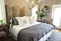 bedrooms / Your bedroom should be a place of refuge; a beautiful place to come home to and unwind.