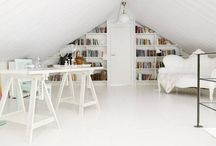 loft rooms / by HPMcQ
