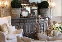 Home Sweet Home / by Mimi's Dirtroad Antiques