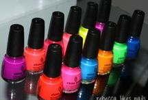 Meero's Nail Polish Collection / there's no such thing as too much polish / by meero