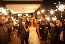 Wedding Inspiration / Wedding planning and decoration ideas