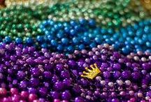 Mardi Gras / Mardi Gras Party ideas, decorations, printables, gifts, diy crafts, food and inspiration.