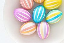 Easter / Easter Party ideas, decorations, printables, gifts, diy crafts, food and inspiration.