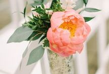 Peonies. / Everyone's fave flower gets a board.