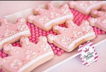Princess Party - Kid's Birthday Parties / Princess Party ideas, decorations, printables, party favors, diy crafts, food and inspiration.