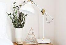 { home } / interior ideas for our home