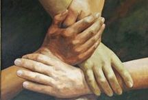 hands and feet / by Kim Grace