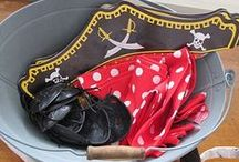 Pirate Party - Kid's Birthday Parties / Pirate Party ideas, decorations, printables, party favors, diy crafts, food and inspiration.