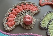 Crafts: Crochet, Knit, Tricot / Crochet Mostly, along with some knitting, tricot, yarns, stitch patterns, techniques and tutorials.  Fun fun fun. : ) / by Rhonda Gillette