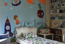 Our Customers Decor / How wall decals look in our customers decor and rooms