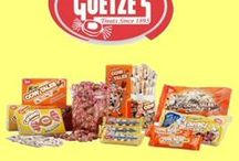 Goetze's Candy Company / Goetze's Candy is a 5th generation, family-owned and operated candy company in Baltimore, MD. Goetze's Candy makes Caramel Creams® and Cow Tales®, the soft, chewy caramel treats wrapped around a cream center.  #Candy #AmericanMade #MadeinUSA #Goetze