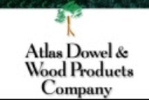 Atlas Dowel & Wood Products Company Made in USA / Atlas Dowel & Wood Products Company is a manufacturer and supplier of high quality wood dowel rods and rope mouldings. #madeinusa #manufacturer #wood www.atlasdowel.com / by Buy American for America Made in USA Create Jobs