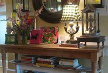 Furniture and Decor Ideas / Furniture and decorating ideas I like