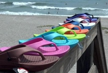 Telic Footwear Made in the USA / Telic Footwear features Flip Flops that are comfortable, stylish and Made in the USA. #flipflops #beach #madeinusa #TelicFootwear www.terox.com  / by Buy American for America Made in USA Create Jobs