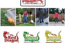 Flame Engineering - Made in America / Flame Engineering provides a weed control alternative that does not involve harmful chemicals. Their propane fueled torch kits are perfect for killing weeds in the garden, between pavers, asphalt driveways, landscaping and more. All Red Dragon® products are Made in America in Lacrosse, KS. #Gardening #Organic #MadeinUSA #MadeinAmerica #YardTools #GardenTools