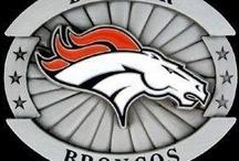 Denver Broncos / by Pamela Roth