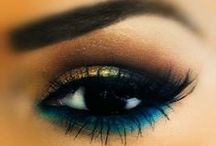Beauty | Face / The most beautiful makeup for a woman is passion. But cosmetics are easier to buy.