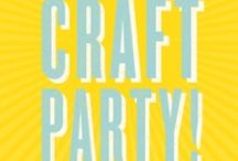 Etsy Craft Party 2013! / June 20, 2013.  / by North Texas M.A.D.E.