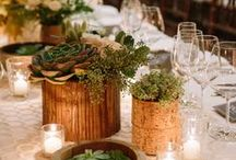 Natural & earthy inspired events.