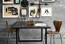 { dining } / inspiration for creative dining spaces