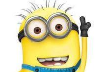One in a Minion / All things Despicable.. / by Sara Lively