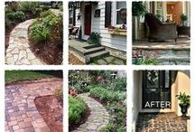 Outdoorsy / Gardening, porch and patio, yard, landscaping, and outdoor living. / by North Texas M.A.D.E.