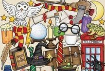 Harry & Hogwarts / All things Potter