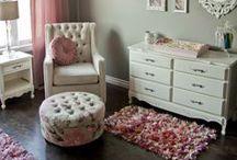 Home Decor: Nursery / by Liz Crawford