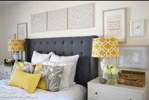 Home Sweet Home / Dream home inspiration, home decoration and products