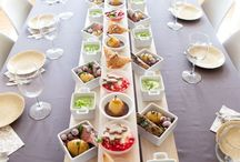 Tablescapes/Tablesettings / by Katie Porath
