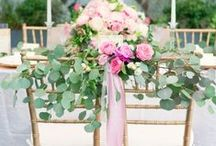 Weddings by color: pink