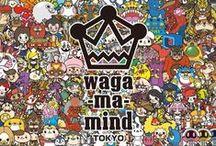 waga-ma-mind / アパレルブランド「ワガママインド」