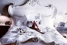 Luxe Home : Bedrooms / In our dream house with dream amounts of money... This is what we'd turn a house into