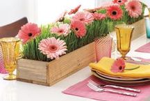 Gorgeous Tables / by BIZZYBUNCH