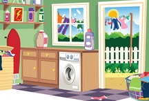 Housecleaning / by BIZZYBUNCH