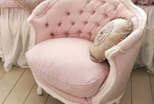 Furniture / Mix and match your furniture ... it doesn't have to all be the same style or type!   / by BIZZYBUNCH