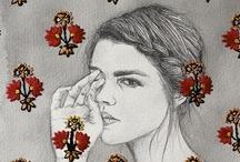 embroidery / by Judit Martín