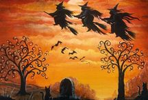 Halloween ideas / by Patricia Means Sittenauer