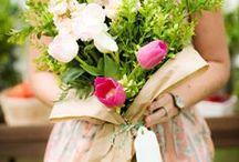 Bring Me Flowers!  / by Brenda Dunn Ward