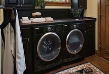 laundry room / by Bonnie Keaveny