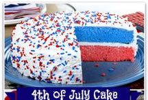 Fourth of July Party Ideas / Want Fourth of July party ideas? You've come to the right place. You'll find a collection of recipes for the fourth of July, including fourth of July desserts, fourth of of July decorations, fourth of July outfits, fourth of July drinks, and more! / by Bakerette.com
