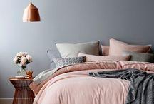 Beautiful Bedroom / A beautiful place to sleep