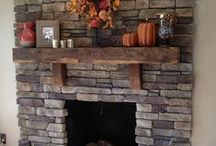 Mantels & Fireplaces / by BIZZYBUNCH
