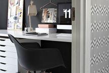 Studio / study / Workspaces
