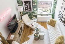 Small Spaces / For a small home