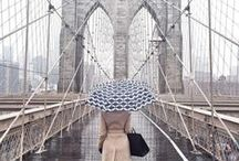 Luxe Love : Rainy Day / We love a rainy day #rain #pluviophile