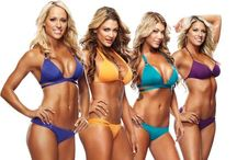 WWE Divas Of Summer / by Renee Cutts