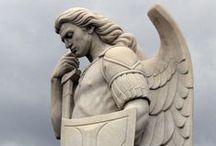 Angels, Gods and Saints